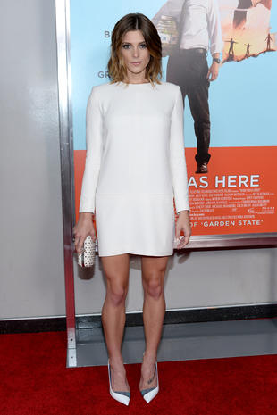 "Zach Braff's ""Wish I Was Here"" premieres in New York"