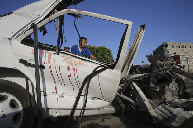 Deaths mount in Israeli-Palestinian clash