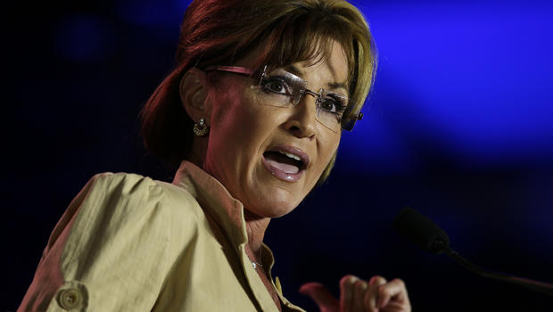 Sarah Palin eyes reality courtroom TV show