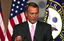 John Boehner: Adjust 2008 human trafficking law with border fix