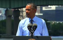 Obama addresses Malaysia Airlines plane crash in Ukraine
