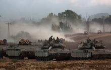 Flash Points: Israel's ground incursion into Gaza underway