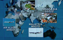 Flying fears: Series of plane disasters raises concerns