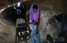 Israel aims to destroy vast Hamas tunnel network