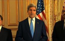 Secretary John Kerry explains evacuation of U.S. Embassy in Libya