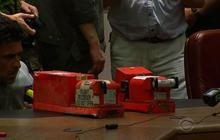 "Malaysia Airlines black box data reveal ""massive explosive decompression"""