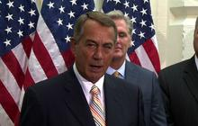 """John Boehner: """"We have no plans to impeach the president"""""""
