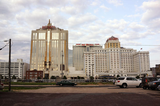 Atlantic City on the brink