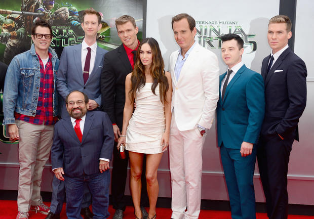 """Teenage Mutant Ninja Turtles"" Los Angeles premiere"