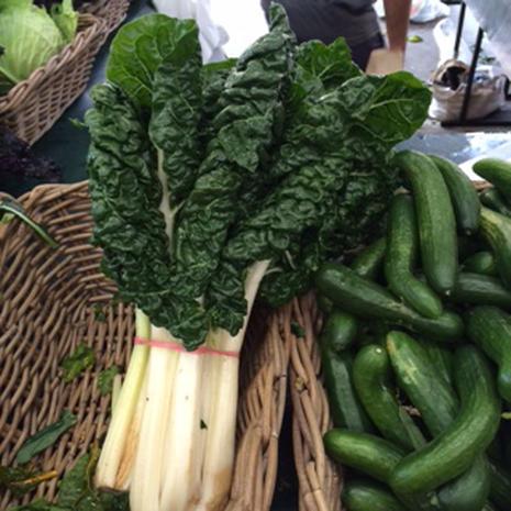 Eveleigh Farmers Market, Sydney