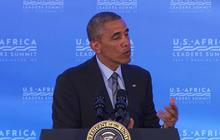 "Obama says he will have to ""make choices"" on immigration enforcement"