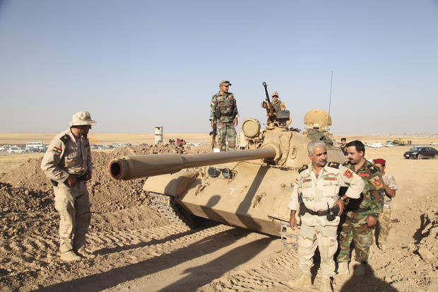 Fighting ISIS in Iraq