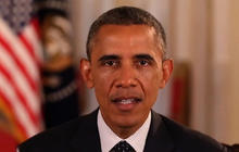 Obama addresses American presence in Iraq