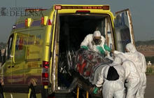 Spanish missionary priest dies of Ebola