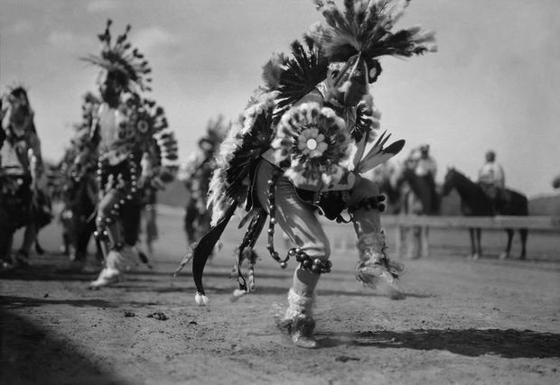 The world of Native Americans through the lens