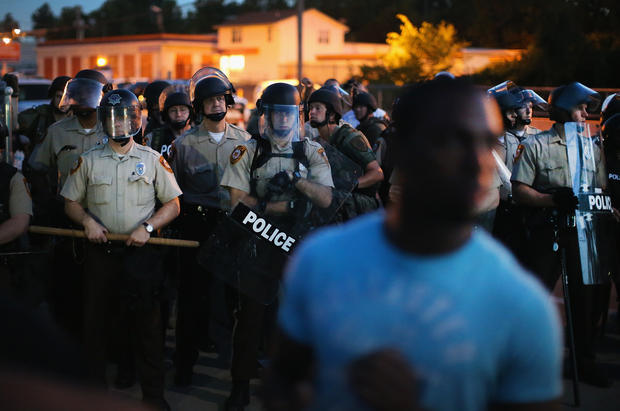 Civil unrest in Missouri after teen's shooting