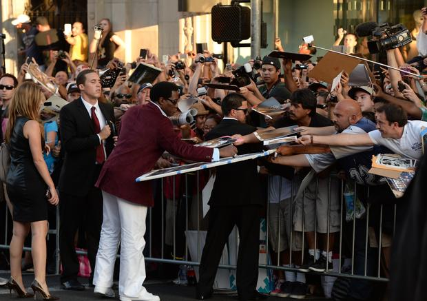 """""""The Expendables 3"""" premiere"""