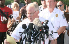 Ferguson police identify officer in Michael Brown shooting