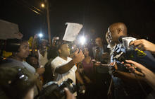 Tensions ease in Missouri protests