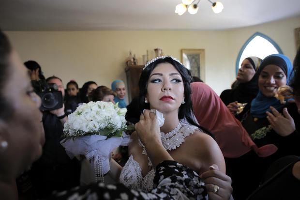 Israeli-Palestinian Wedding