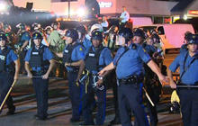 31 arrested overnight in Ferguson, Missouri