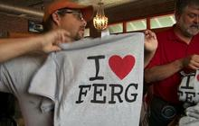 Ferguson residents worry about town's reputation