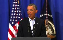 "Obama on ISIS: ""Their ideology is bankrupt"""