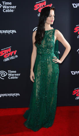 """Sin City: A Dame to Kill For"" premiere"