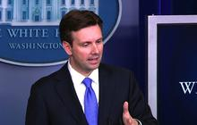 """W.H.: U.S. """"not interested"""" in helping Syrian regime fend off rebels"""
