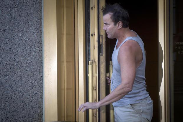 Michael Lucarelli arrested on securities fraud