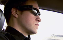 Wearing cameras could help police officers