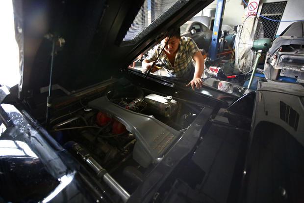 DIY Lamborghini