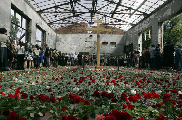 Remembering Beslan