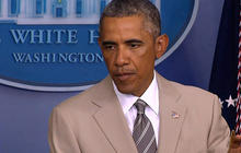 Obama admits to no set plan in fight against ISIS
