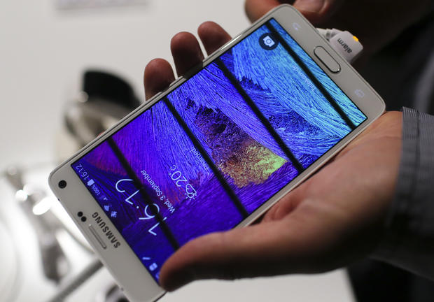 Samsung unveils new tech