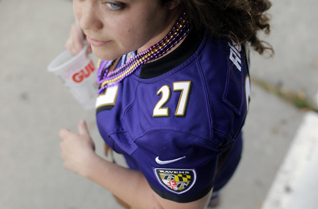 Ray Rice's jersey wasn't suspended