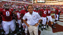 Alabama coach Nick Saban's quest for perfection