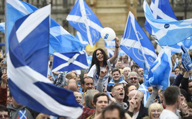 Scotland's independence referendum
