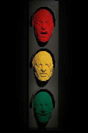 The art of Legos