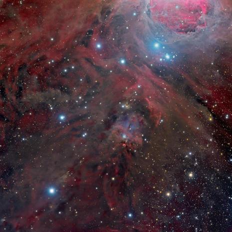 Prize-winning astronomy photos
