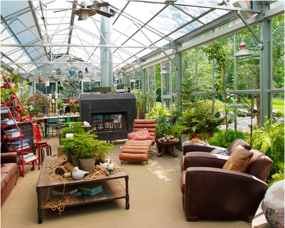 5 Greenhouses That Are Actually Homes Cbs News