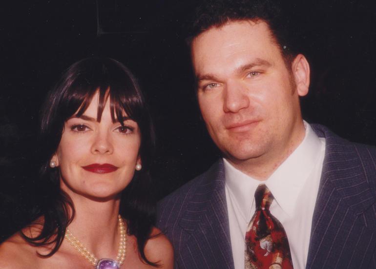 Ann and John Bender