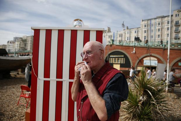A future for Punch and Judy?