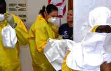 Texas hospital originally sent Ebola patient home