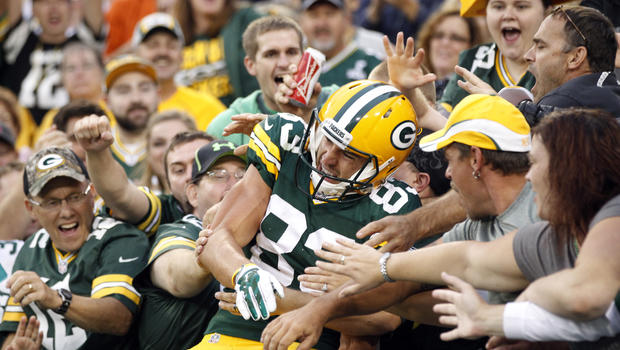 Green Bay Packers smallest market in NFL but most loyal ...
