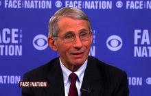 """Dr. Anthony Fauci: """"I believe"""" Ebola case is contained in Texas"""