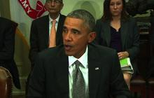 "Obama: ""Extremely low"" chance of U.S. Ebola outbreak"
