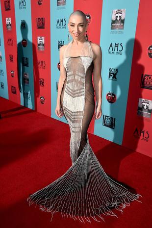 "Jyoti Amge & Erika Ervin - ""American Horror Story"" season ..."