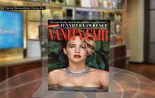 """Jennifer Lawrence on leaked nude photos: """"It is a sex crime"""""""
