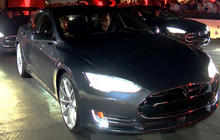 Tesla unveils sleek new features for electric cars